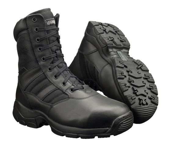 Mens Magnum Panther Steel Toe Cap Safety Leather Combat Work Boots Size 4-15 UK