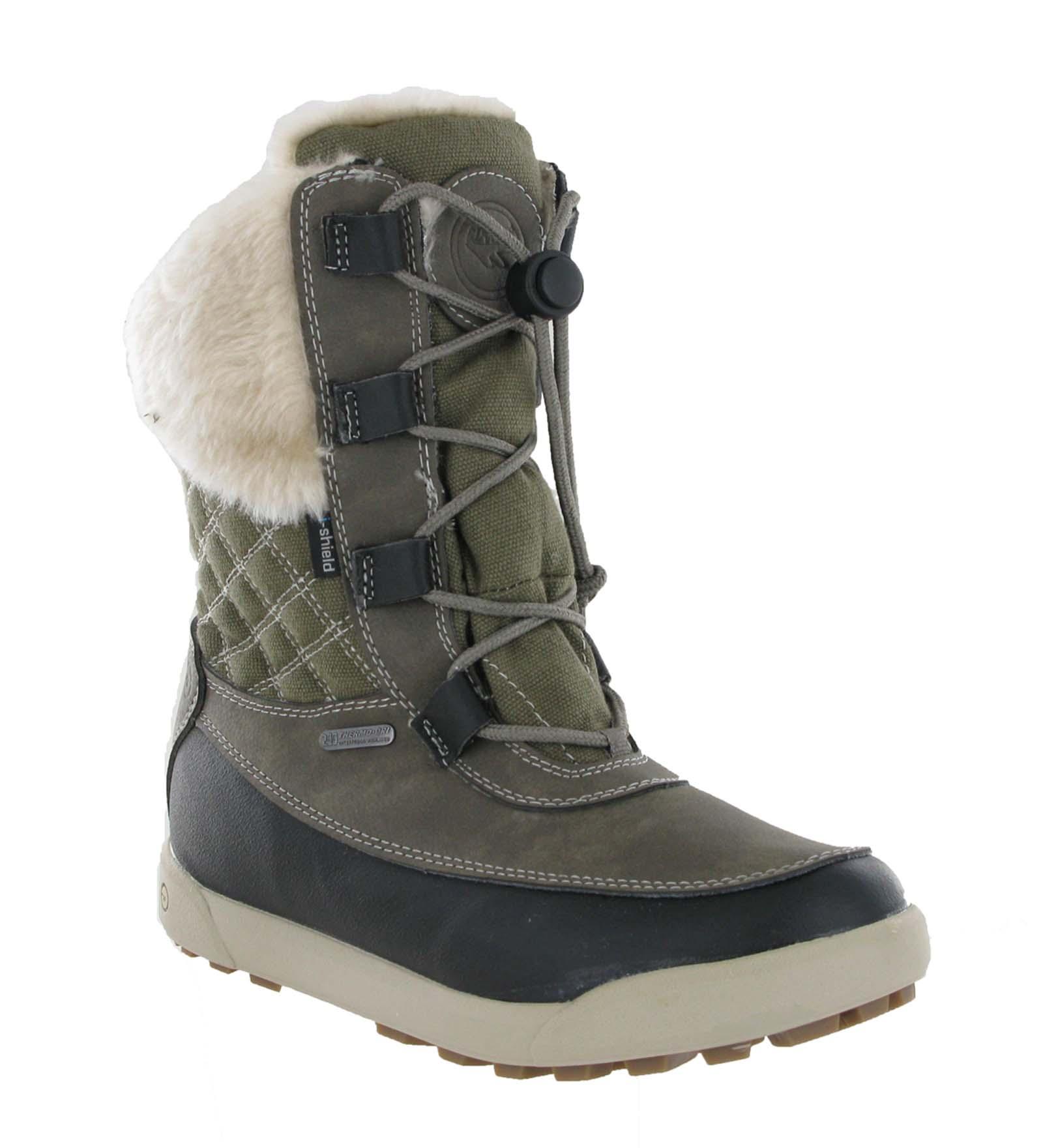 Hi-Tec Talia Shell Thermal Ski Waterproof Winter Snow Womens Boots Size 4-8 UK