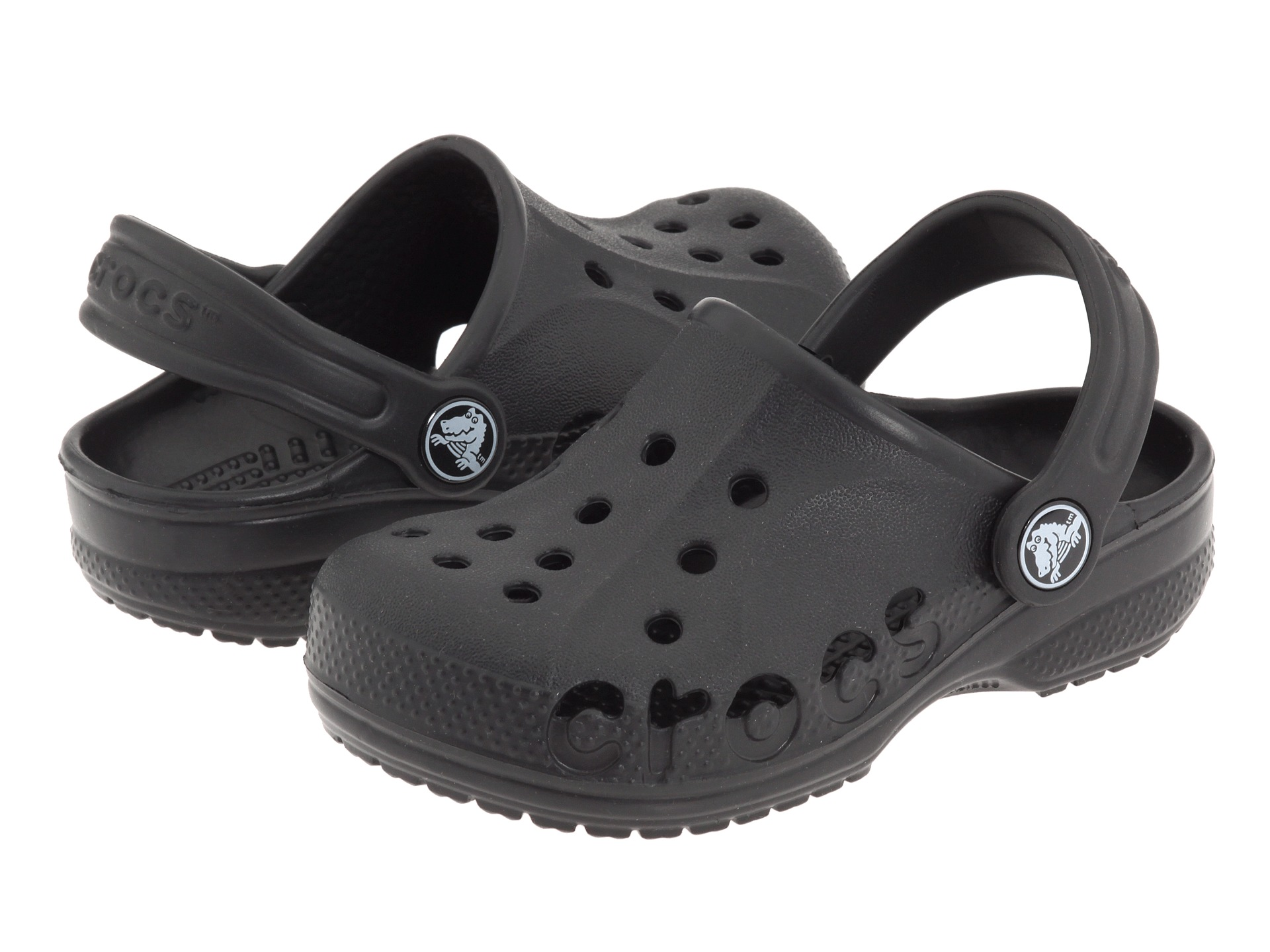 Shop Women's CROCS Black size 8 Sandals at a discounted price at Poshmark. Description: These are a Mens (6) or Woman's (8). Sold by jenniferk3. Fast delivery, full service customer support.