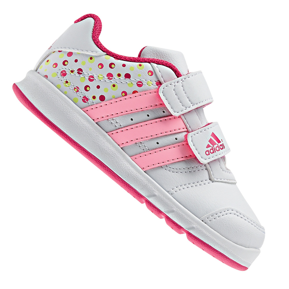 girls adidas trainers size 4