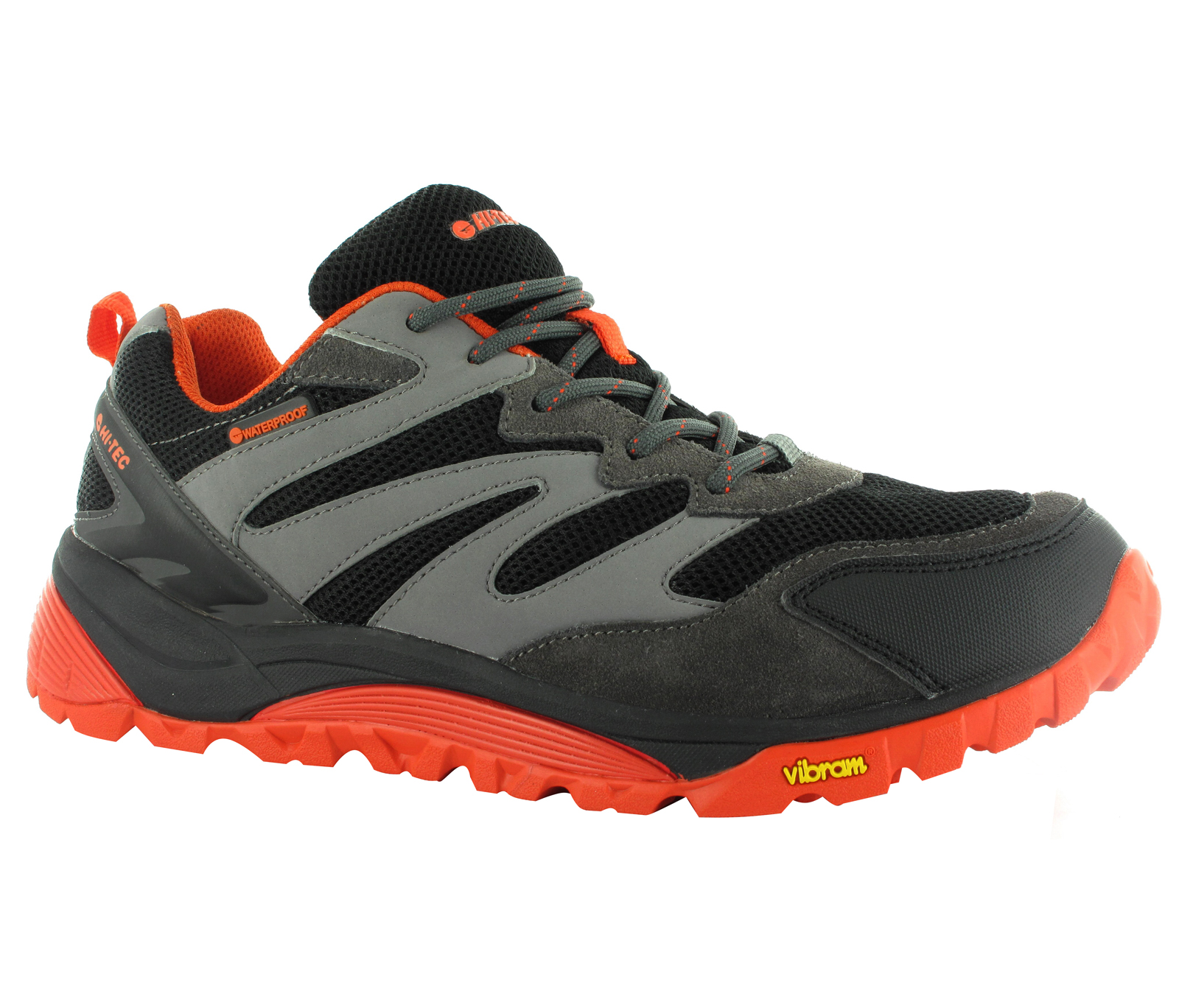 Hi Tec Men S V Lite Flash Force Low I Hiking Shoes