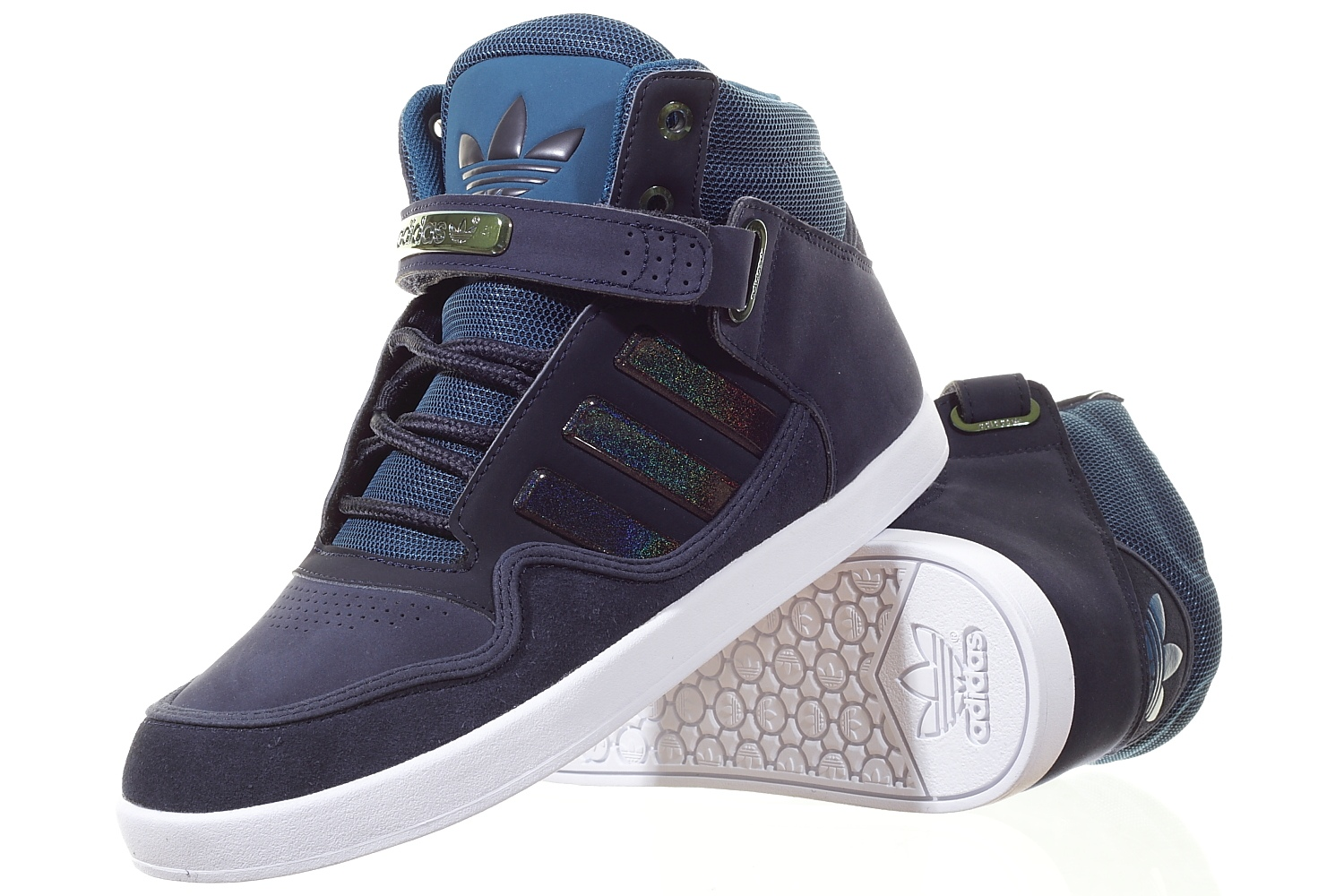New Mens Adidas Ar 2.0 Originals Navy Hi-Top Fashion Sneakers Trainers Boots | eBay