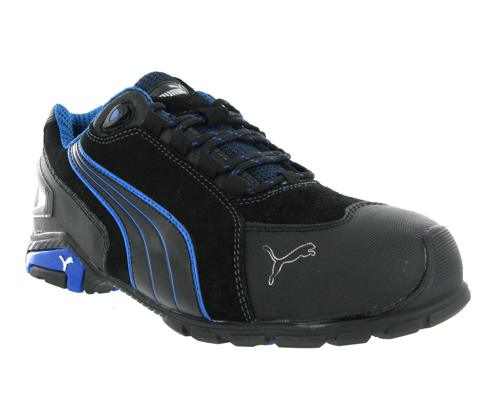 zapatos seguridad hombres puma