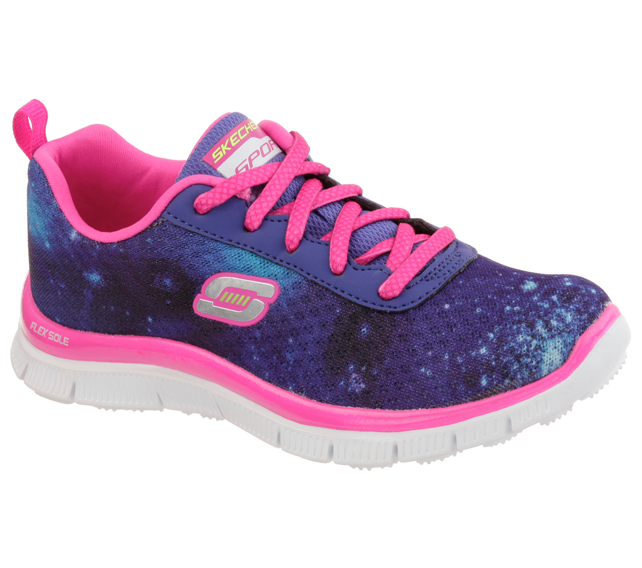 Purple Shoes Kids Trianers Size