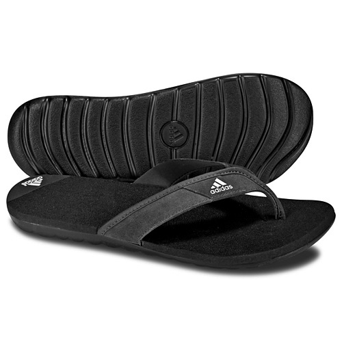 adidas leather sandals
