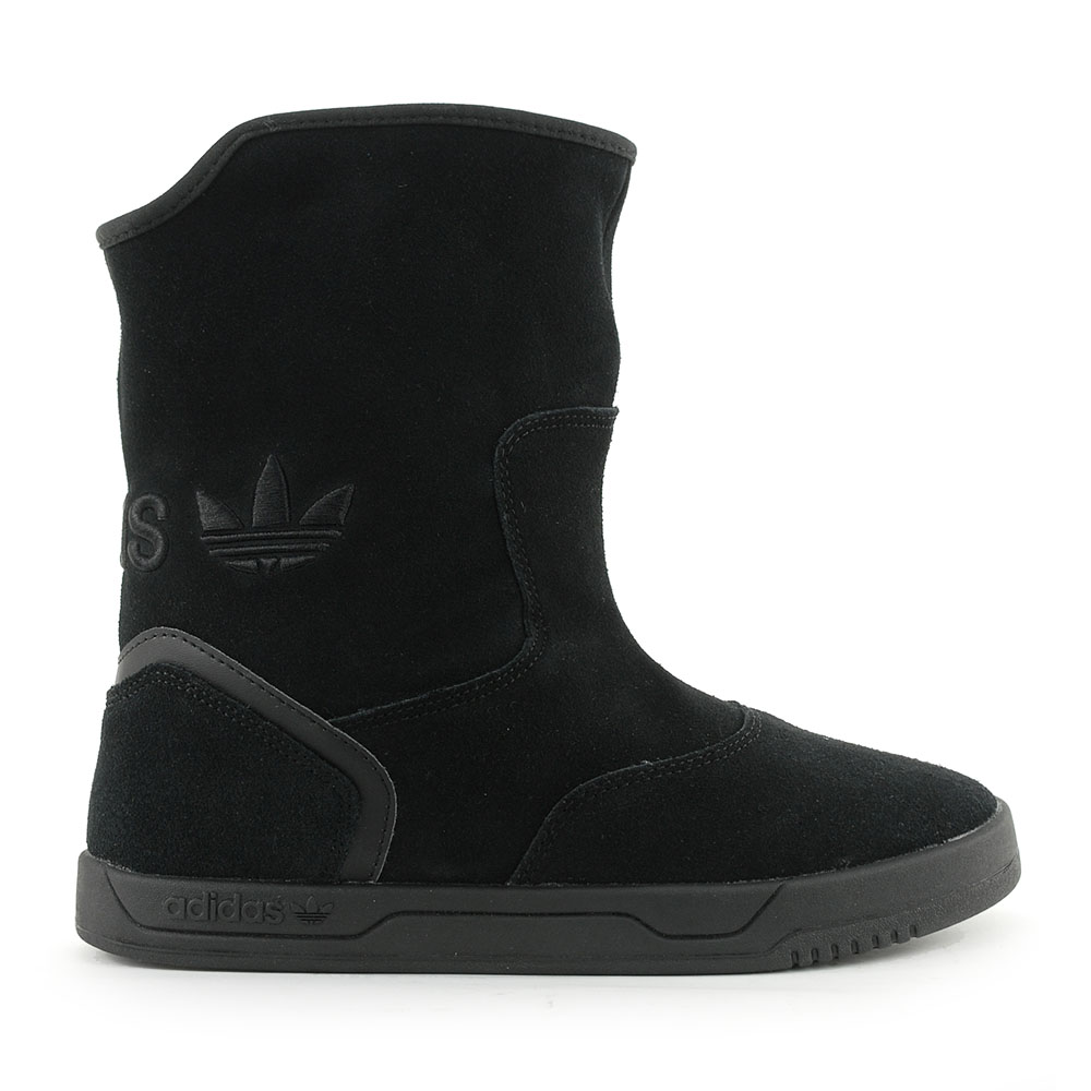 new womens adidas boot winter suede warm soft faux