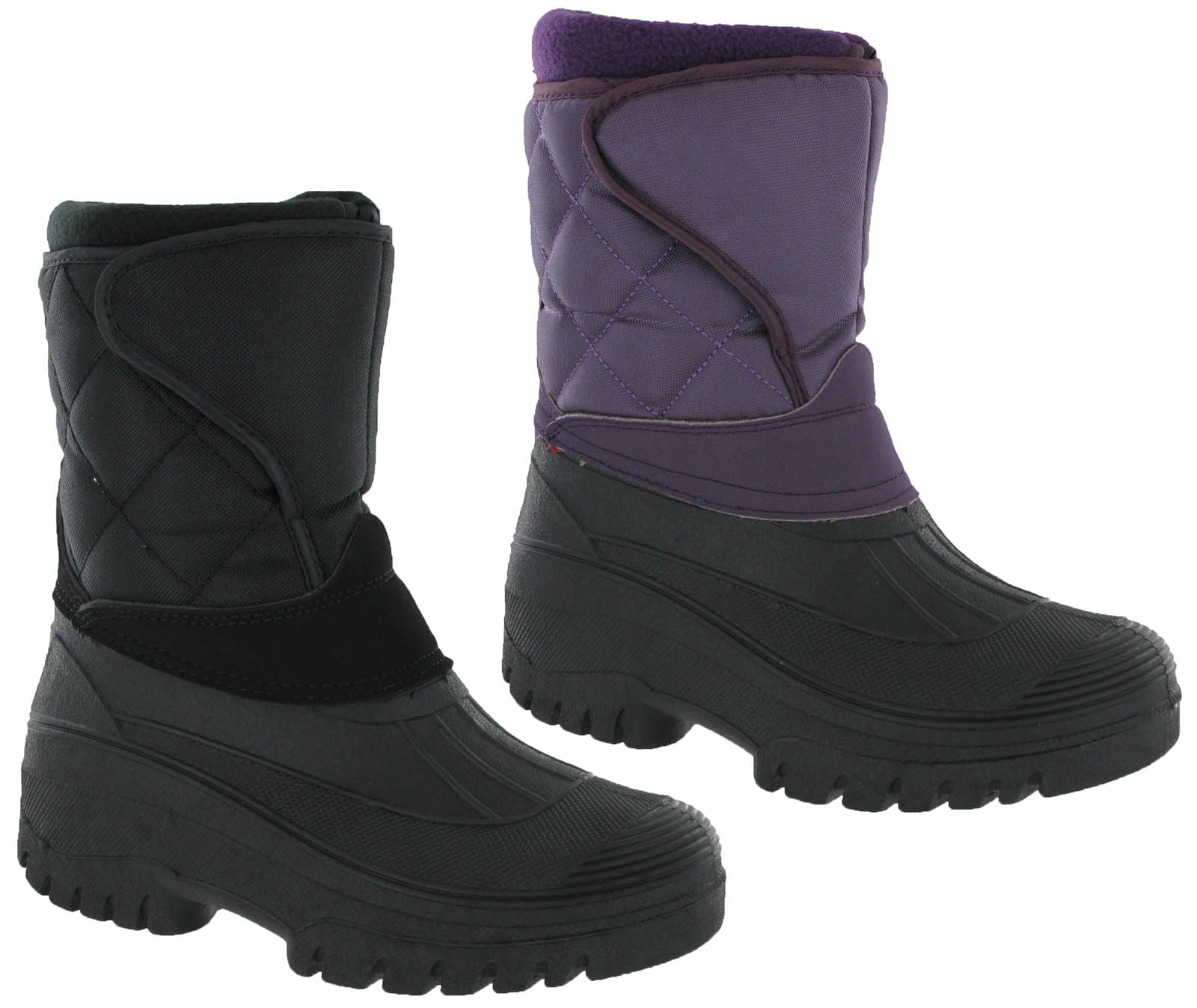 Perfect While The Lightweight Molded EVA Midsole And Rubber Outsole Provide Comfort, Durability And Excellent Traction The Bearpaw Womens Quinevere Snow Boot Is Especially Great For Outdoor Functions During