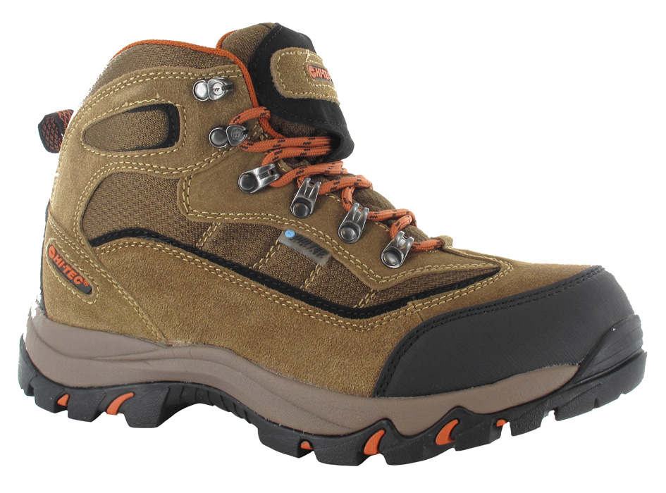 hi tec keswick waterproof walking hiking trail mens ankle