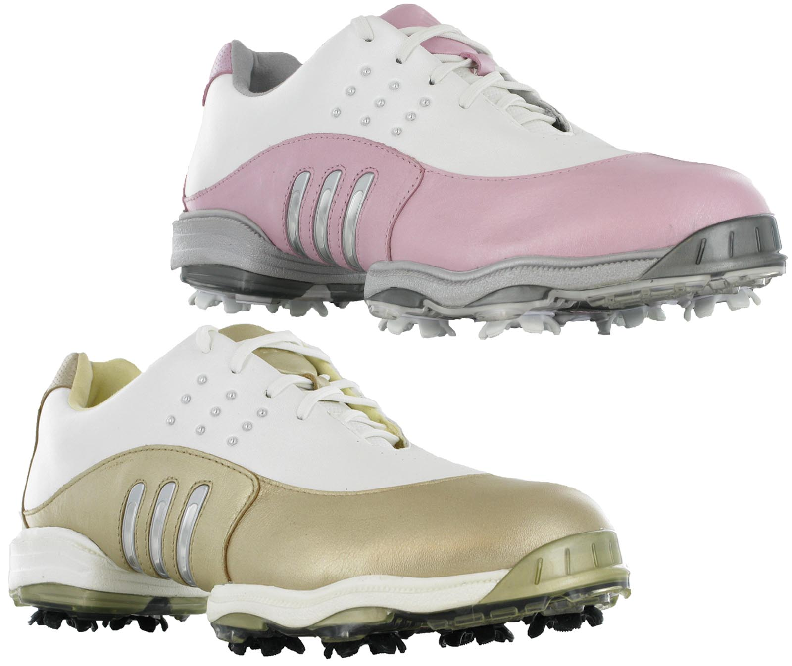 Metal Spikes Adidas Golf Shoes