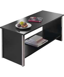 Sideboard Bookcase Coffee Table TV Stand Nest of Tables Entertainment Unit Black