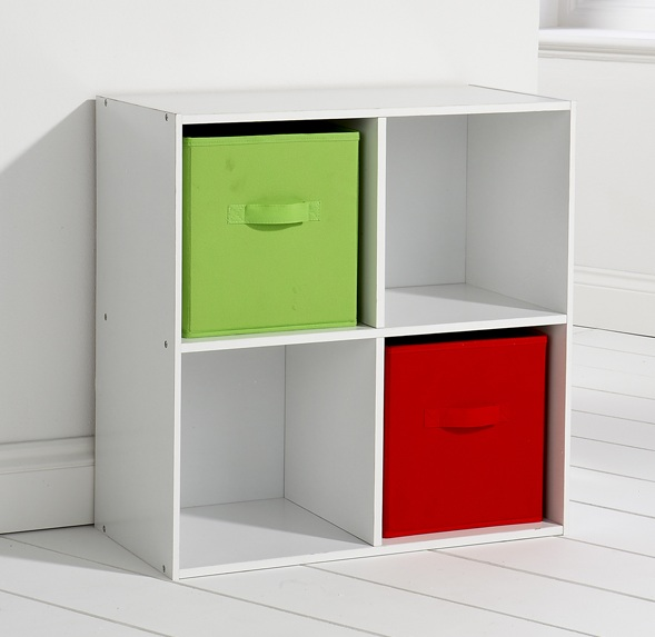 Kids Bedroom Storage Cube System White Shelving Colour  : STORAGE CUBE 4 from www.ebay.co.uk size 589 x 573 jpeg 49kB