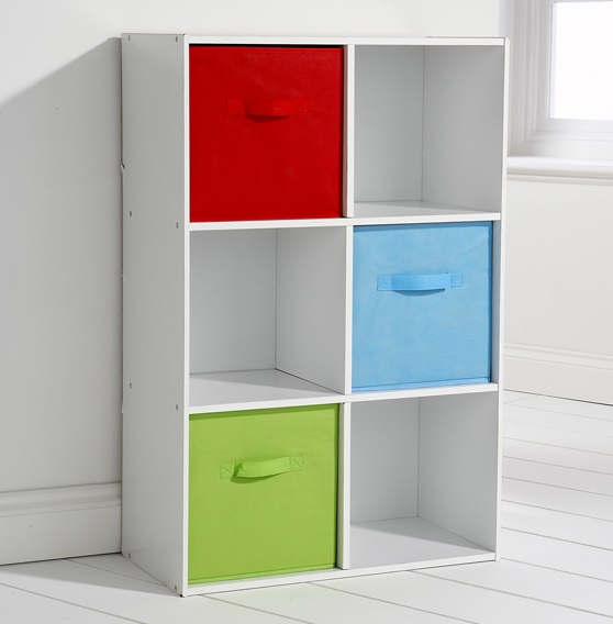 bedroom storage cube system white shelving colour