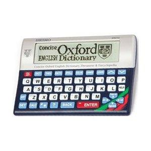 seiko er6700 concise oxford dictionary thesaurus encyclopedia