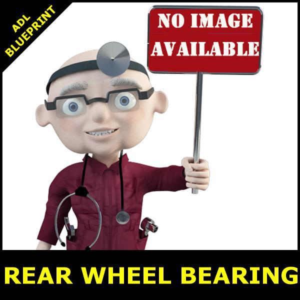 Wheel Bearing Kit (Front) Ssangyong Kyron/Rexton ADG08273