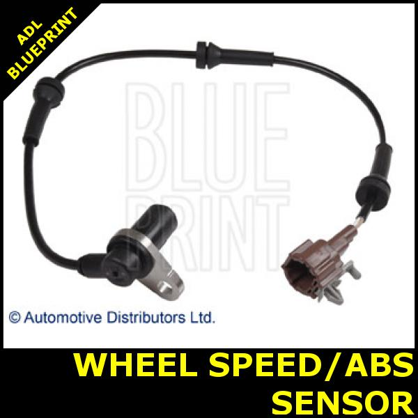 Map Sensor X Trail: Wheel Speed Sensor (Abs Sensor) Nissan X-Trail ADN17115C