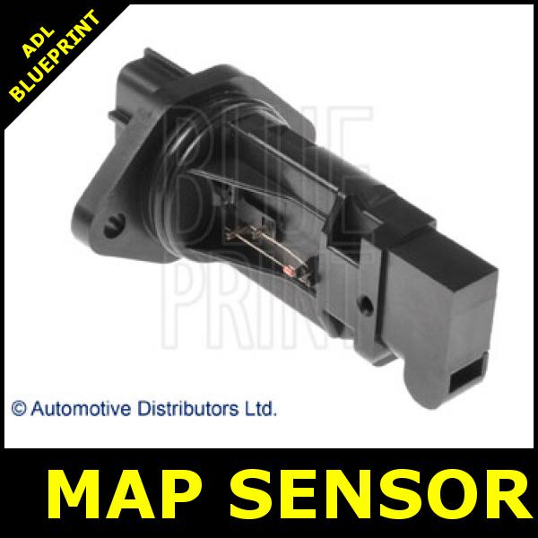 Map Sensor X Trail