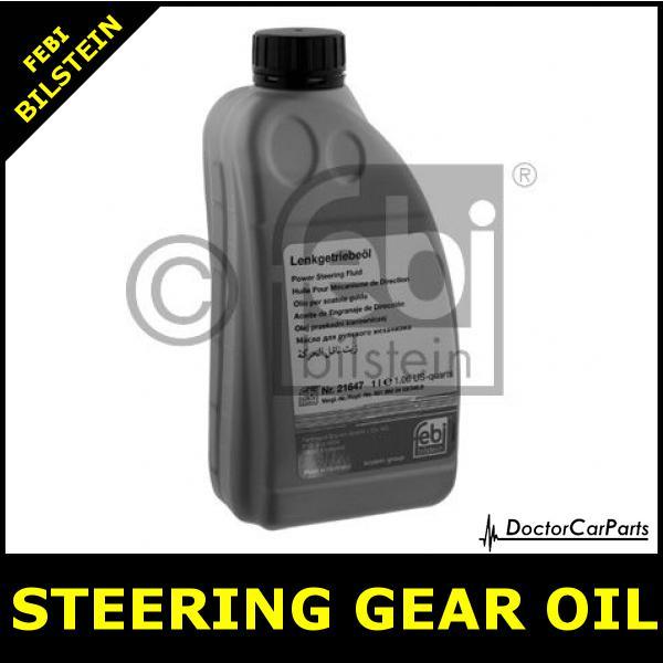 Hydraulic fluid oil mercedes 0019892403 ebay for Mercedes benz hydraulic fluid