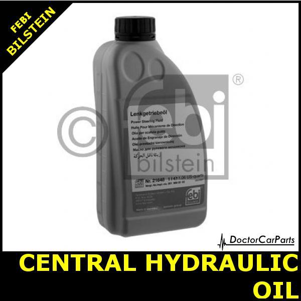 Hydraulic oil mercedes benz e class c class clc class 21648 for Mercedes benz hydraulic fluid