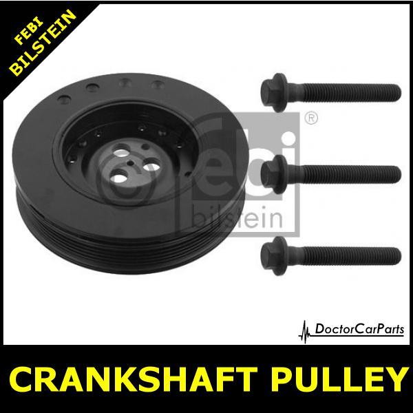 Crankshaft Pulley (Bottom Pulley) Ford Mondeo/Transit