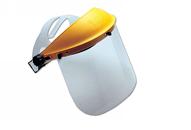 Laser 2832 Safety Shield Impact resistant face protection safety shield