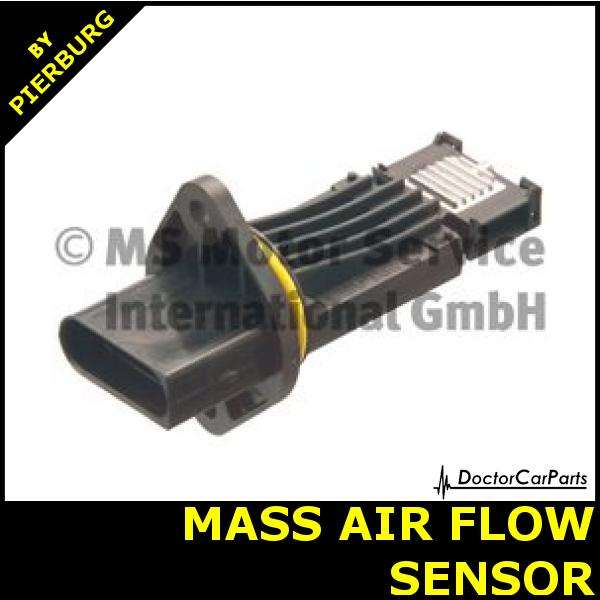Mass Air Flow Sensor/Meter (MAF) Mercedes Pierburg 7.22684.07.0