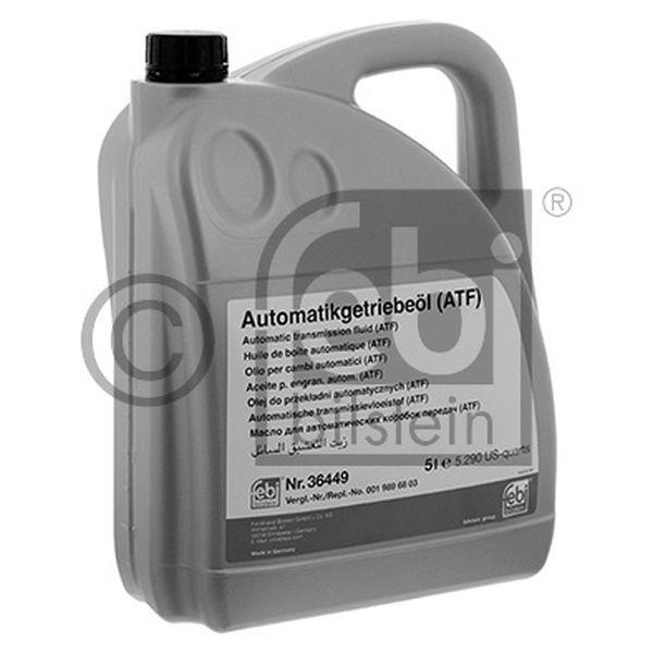 Transmission oil atf mercedes 0019896803 36449 ebay for Mercedes benz transmission fluid