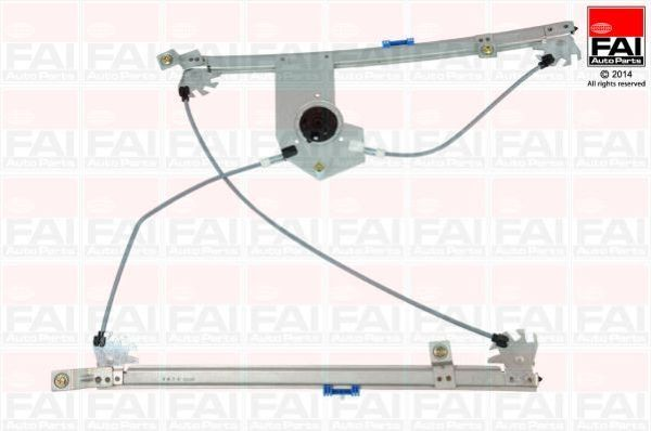 window regulator front left 8200291145 renault clio