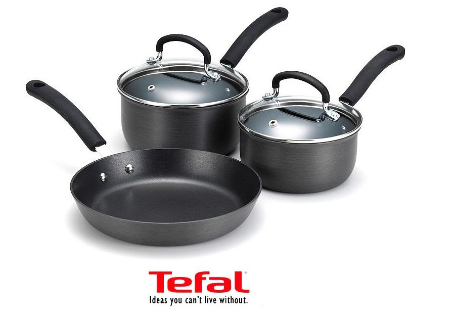 Tefal Pan Set Pan Sets Mince His Words