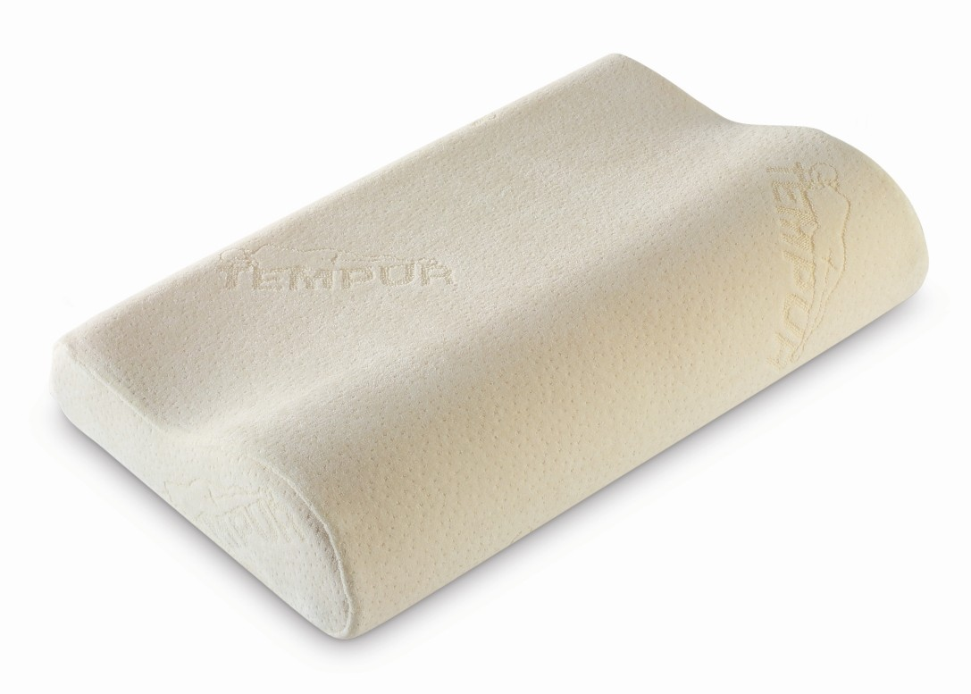 Tempur Design Bolster Pillow Memory Foam eBay