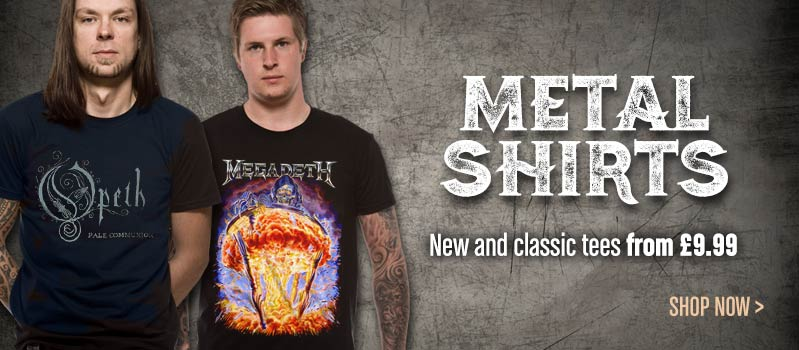 Metal Shirts