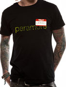 Paramore (Ignorance) T-shirt Thumbnail 2
