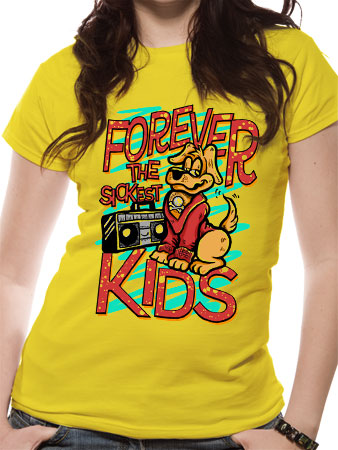 Forever The Sickest Kids (Dog) T-shirt