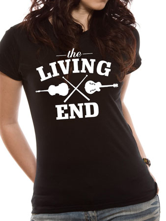 Living End (Violin) T-shirt