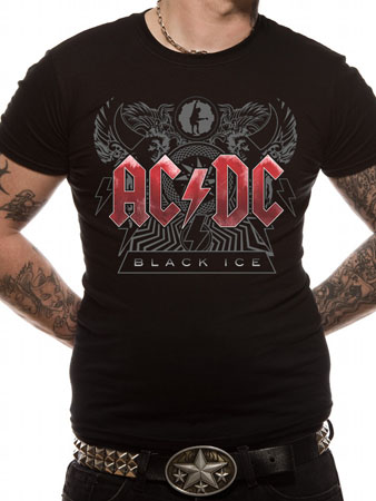 AC/DC (Black Ice) T-shirt