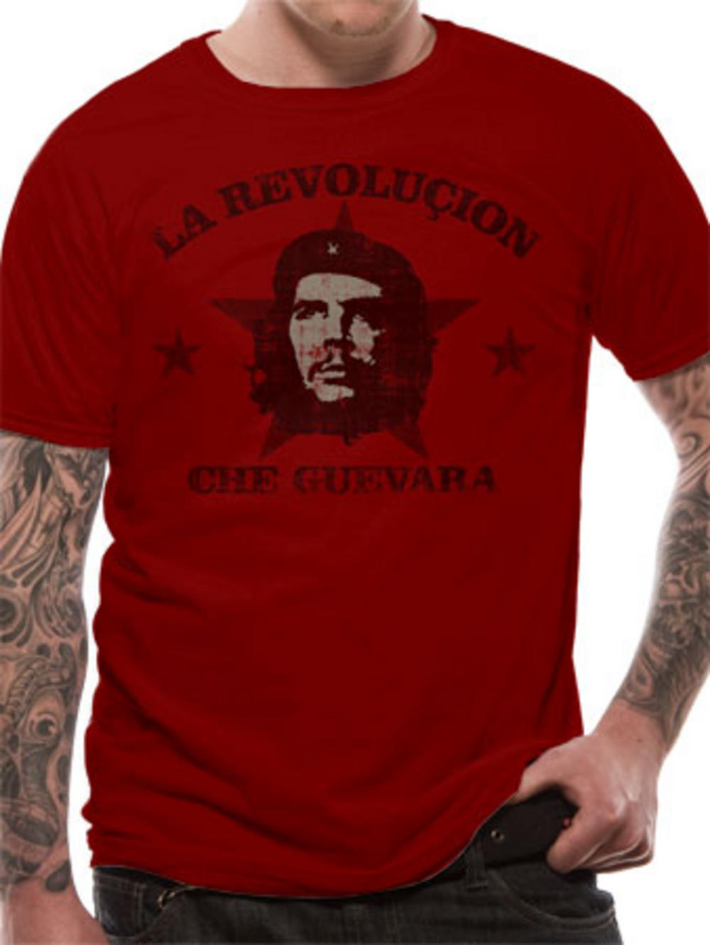 Che guevara revolution t shirt tm shop for Che guevara t shirt