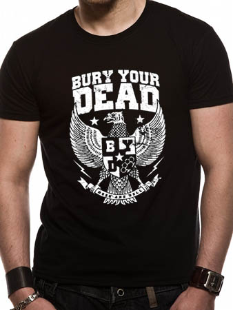 Bury Your Dead (Crest) T-shirt