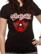 Aerosmith (Flying A) T-shirt Thumbnail 2