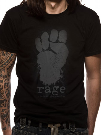 Rage Against The Machine (Fist) T-shirt