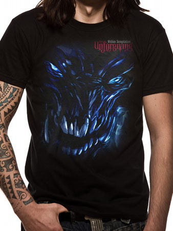 Within Temptation (Beast) T-shirt Thumbnail 1
