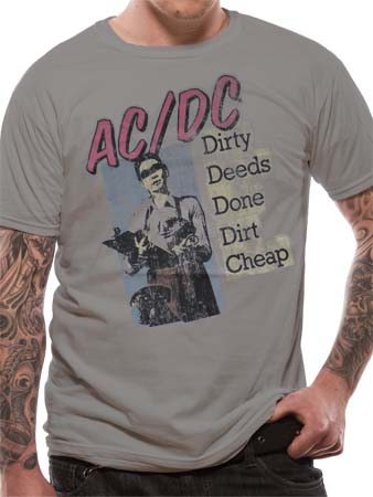 AC/DC (Dirty Deeds Done Cheap) T-shirt