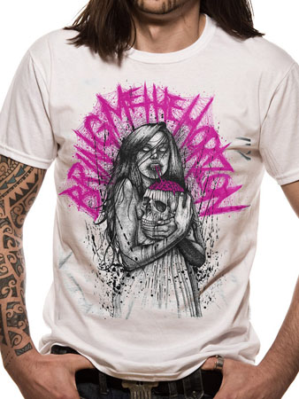 Bring Me The Horizon (Zombie Brain) T-shirt