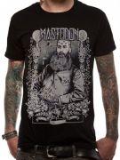 Mastodon (Beard) T-shirt Thumbnail 2