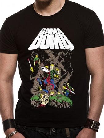 Gama Bomb (Global Warning) T-shirt