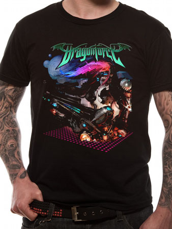 Dragonforce (Album) T-shirt