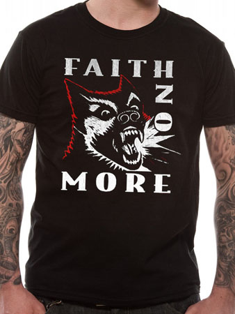 Faith No More (Dog) T-shirt