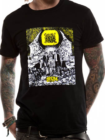 Napalm Death (Scum: Vintage) T-shirt Thumbnail 1