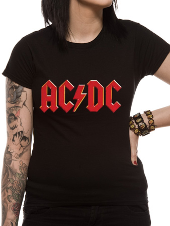 AC/DC (Red Logo) T-shirt