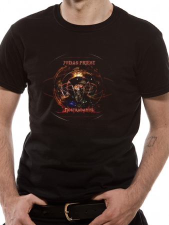 Judas Priest (Nostradamus) T-shirt