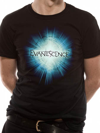 Evanescence (Light) T-Shirt Preview