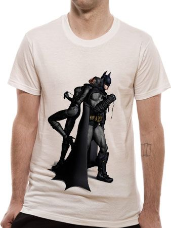 Batman Arkham City (Back To Back) T-shirt